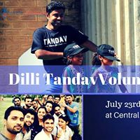 Dilli Tandav - Dance Practise and Volunteer Meetup