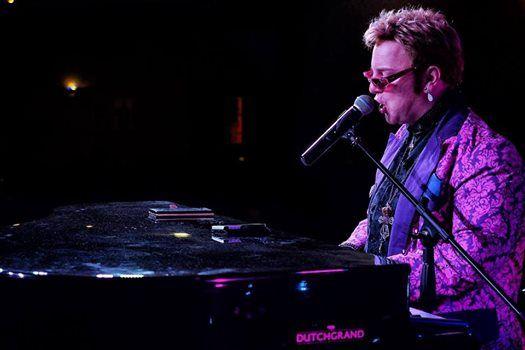 Elton John by Jimmy Love