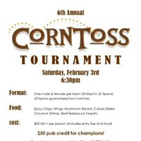 Corn Toss Tournament