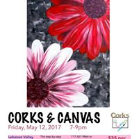 Lebanon Valley Cycles Corks and Canvas