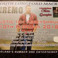 South Longford Macra Country Night With Richie Remo And Olivia Douglas