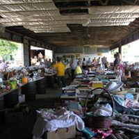 Ontarios Largest Garage Sale - Over 100 tables