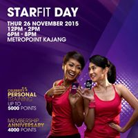 Star Fit Day