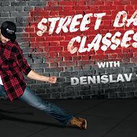 New Street Dance Classes  Open Level