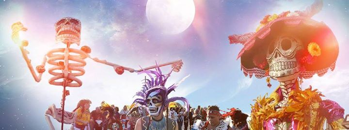 Festival of The Dead Comes To Leeds - Tonight
