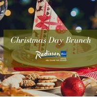 Christmas Brunch at Radisson Blu Yas Island