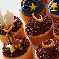 Ramadan Cupcakes Decoration Party