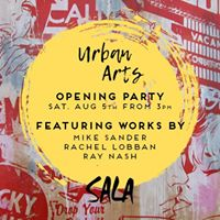 SALA Opening Party