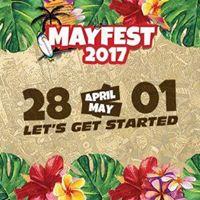 Mayfest 2017 ( 28 Nisan1 Mays ) I OM