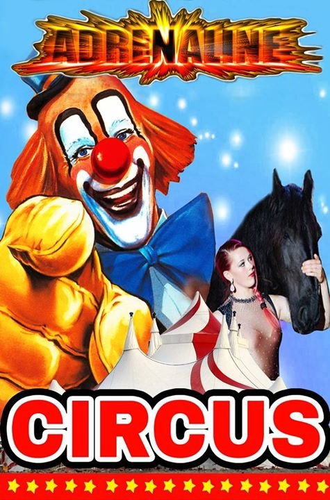 Ballincollig - Adrenaline Circus