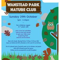 Wanstead Park Nature Club