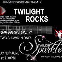 Twilight Rocks &amp Twilight Sparkles - Presented by Twilight