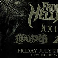 From The Hellmouth Axioma and more at The Foundry Concert Club