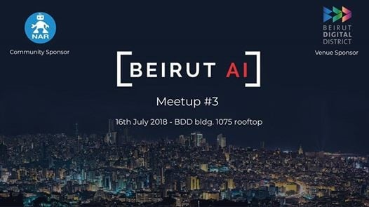 Beirut AI 3 - AI in CV IoT and Recommendation engines