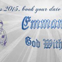 &quotEmmanuel God With Us&quot Tour