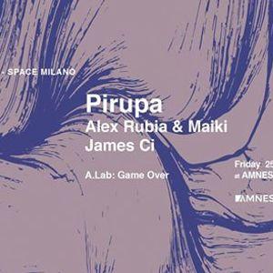 Pirupa Alex Rubia &amp Maiki James Ci
