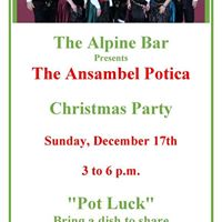 Ansambel Potica to appear at the Alpine Bar &amp Lounge