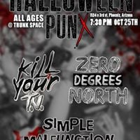 Halloween Punx  The Trunk Space