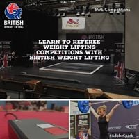 Technical Officials (Olympic Weight Lifting) - Level 2