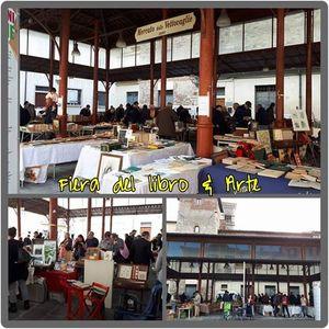 Fiera del Libro e Arte 2 Domenica Del Mese Piazza Lippi Prato