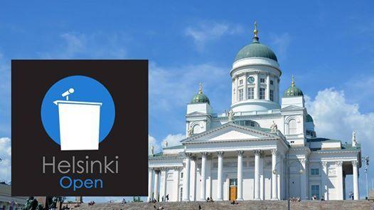 Helsinki Open 2019