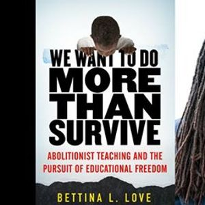 Book Talk We Want to Do More Than Survive