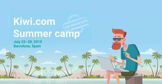 Kiwi.com Summer Camp for Senior Devs