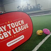 Indoor Touch Rugby Kent