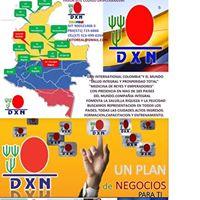 Convocatoria DXN Para Emprendedores Empresarios Lideres Altos Ingresos.SIte CdigoDXN230000390 GENARO LOPEZ cel 57-3134996269