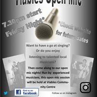 Open Mic at Viables