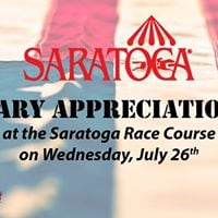 Military Appreciation Day at the Saratoga Race Course