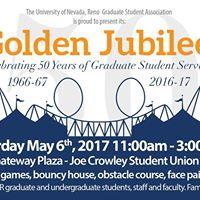 GSA Golden Jubilee