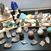 Wine &amp Cheese with Crystals &amp Curiosities
