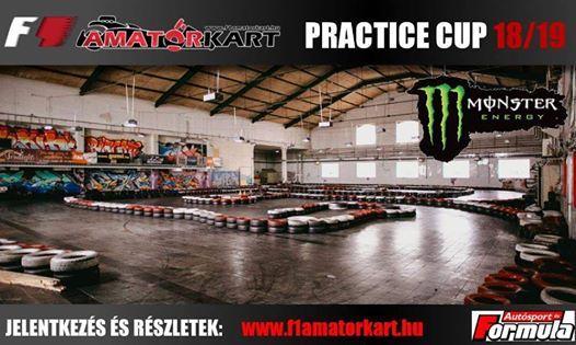 F1 Amatr Kart - Practice Cup 20182019