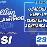 Iasi - 1 Million Video FlashMob Tour by Cosma Levi