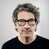 Bram Bakker interviewt Frnk van der Linden