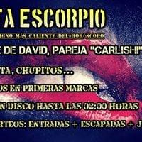 Fiesta Escorpio