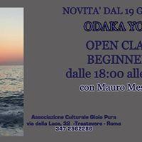Odaka Yoga Open Class