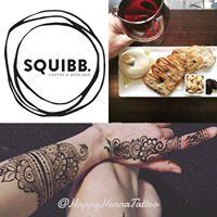 Wine &amp Henna Party