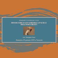 Seminario di Kundalini Yoga con Sangeet Kaur