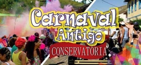 Carnaval Antigo de Conservatria - RJ