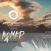 NOMAD with Andrea Oliva &amp Kollektiv Turmstrasse (live)