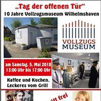 Tag der offenen Tr - 10 Jahre Vollzugsmuseum