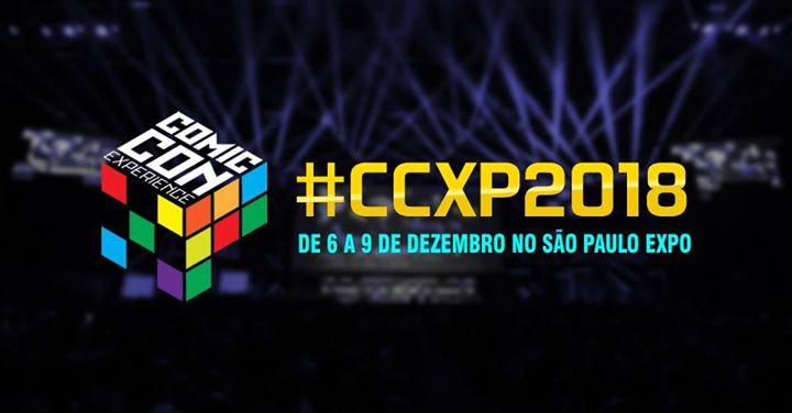 Resultado de imagem para ccxp 2018
