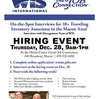 Open Interviews WIS International