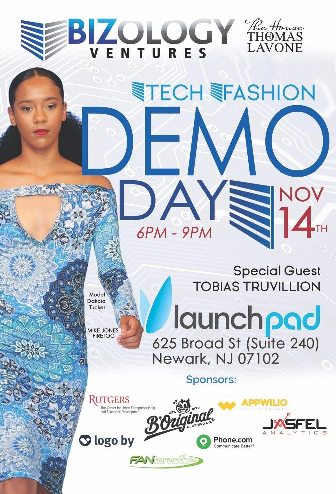 Bizology Ventures TechFashion Demo Day
