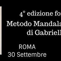 Formazione Metodo Mandala-Evolutivo di Gabriella Costa