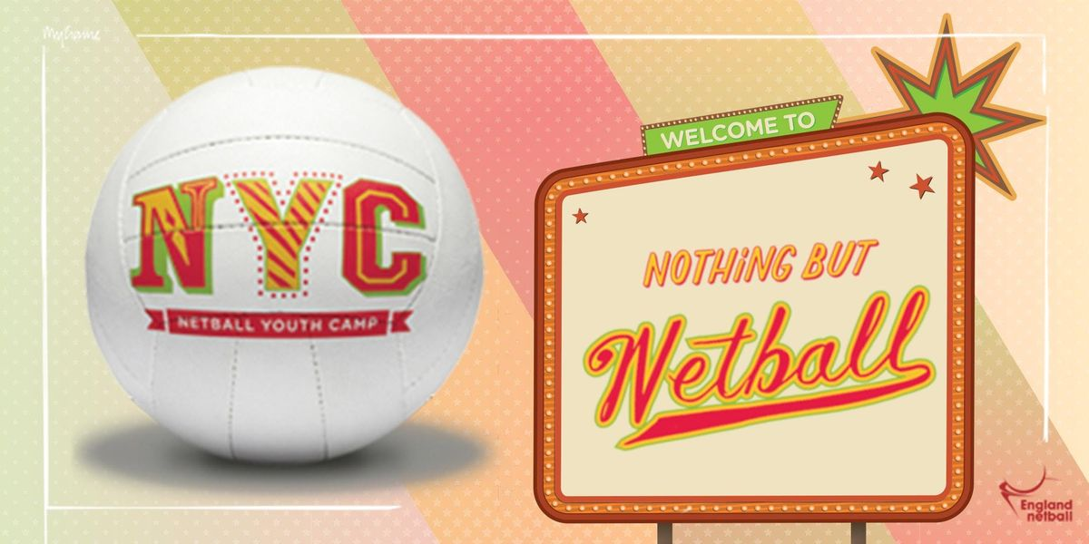 Netball Youth Camp - Exeter (Age 11-16)