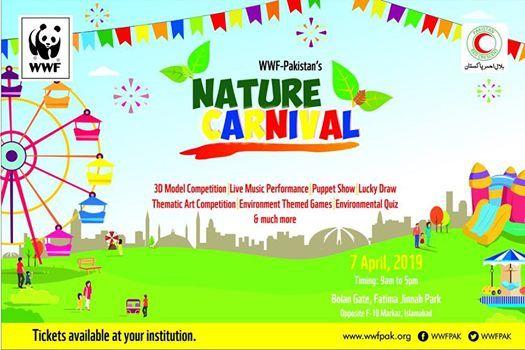 WWF-Pakistans Nature Carnival