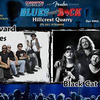 The BLACK CAT BONES meet Boulevard BLUES